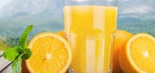 orange juice with additives